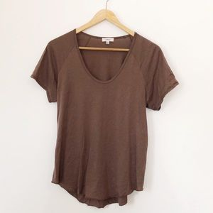 Wilfred Tandis T Shirt Mauve from Aritzia